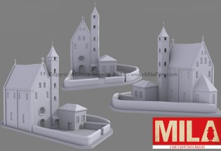 3D Art - Mila Film